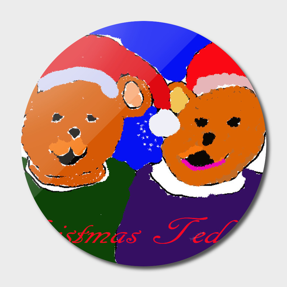 Christmas-Teddies