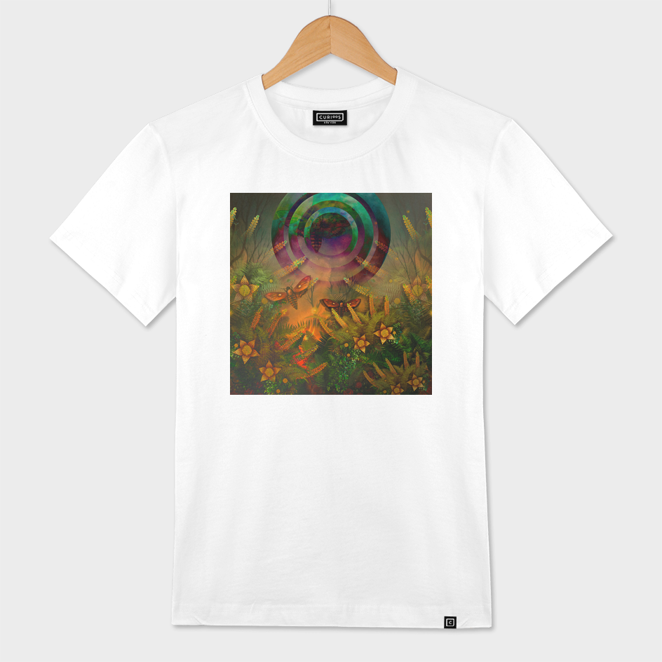 """""""A Psychedelic Forest"""""""
