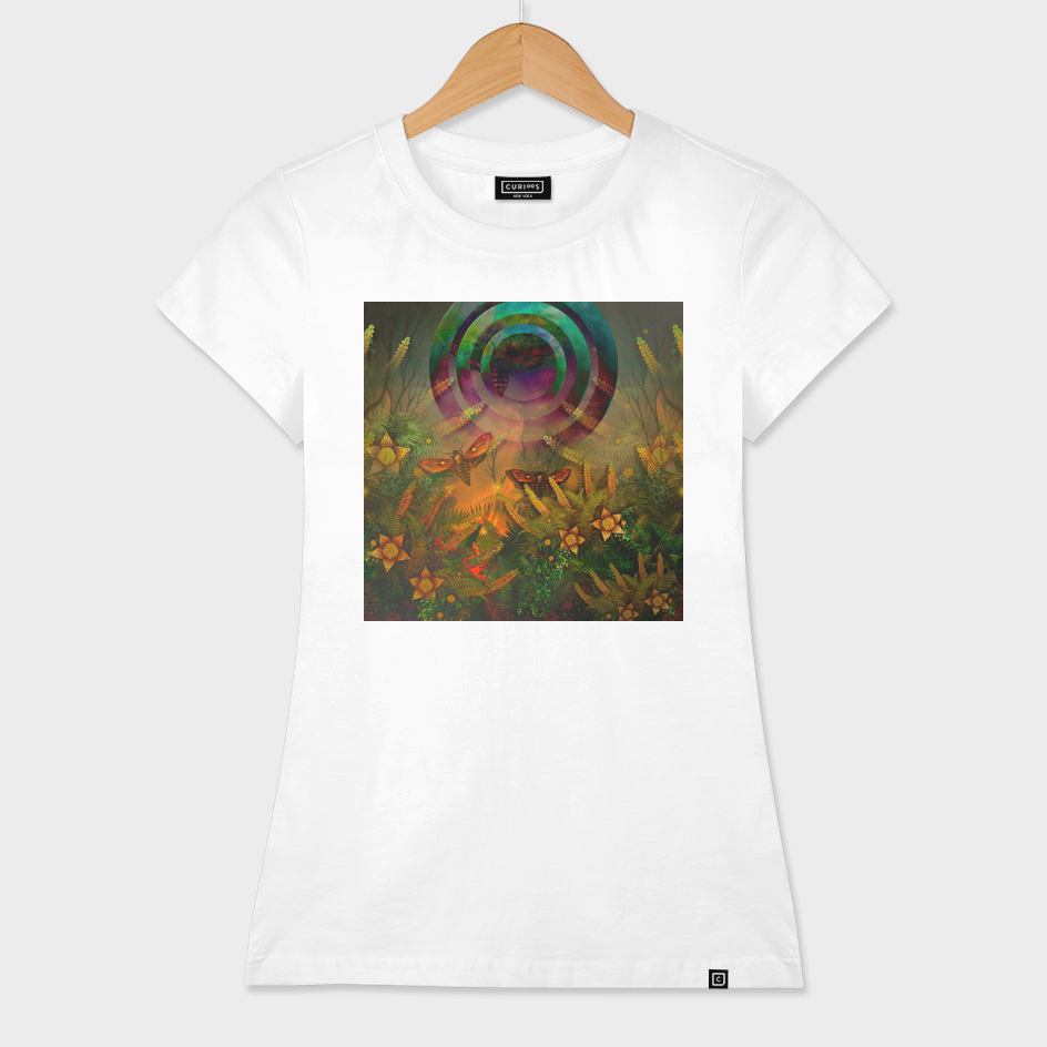 """A Psychedelic Forest"""
