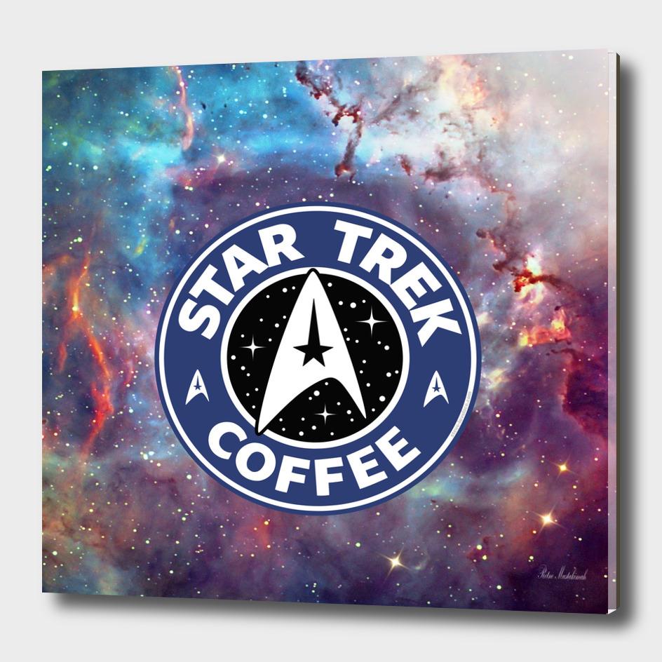 Star Trek Coffee Galaxy Nebula Space