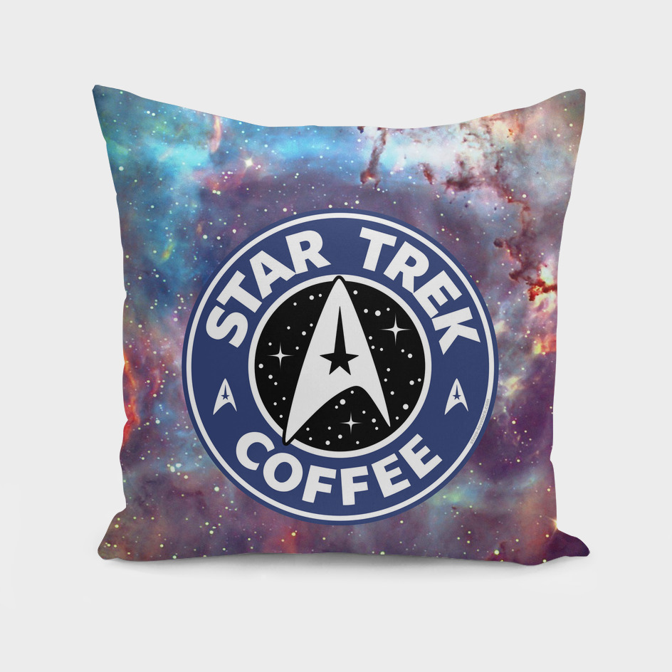 Star Trek Coffee Galaxy Nebula Space