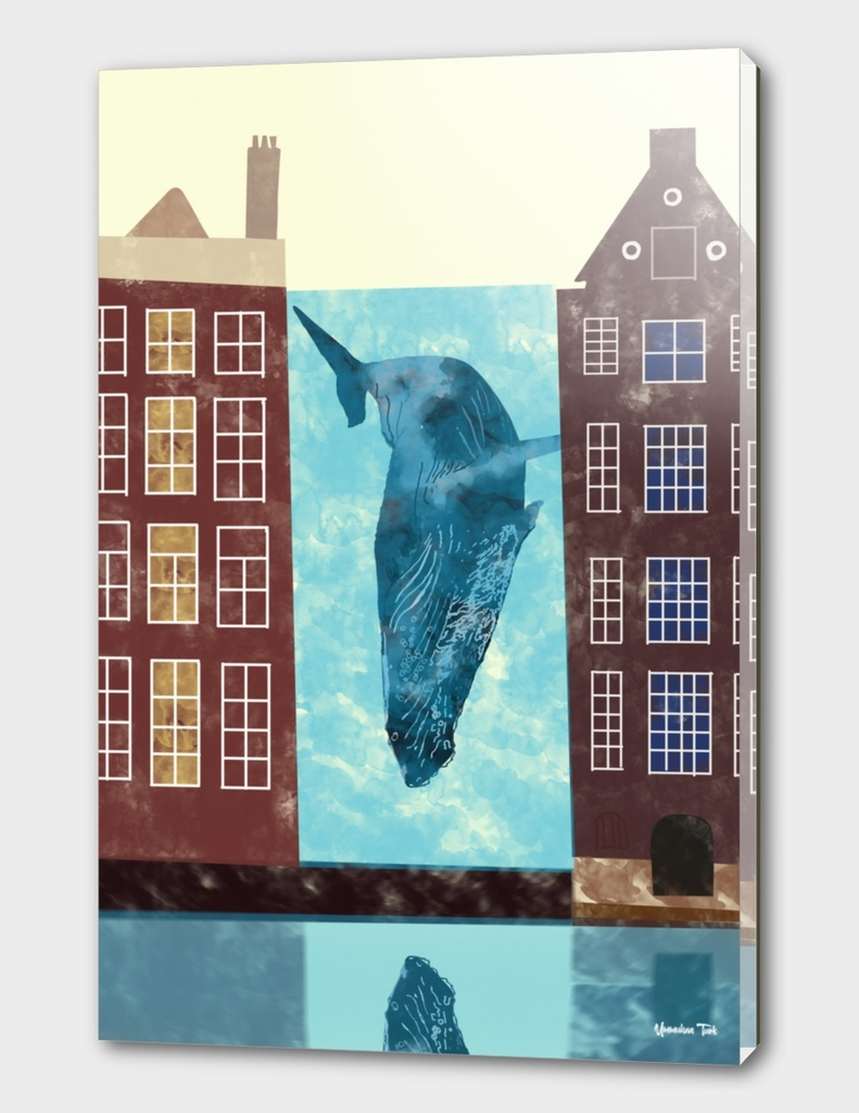 City in Whales
