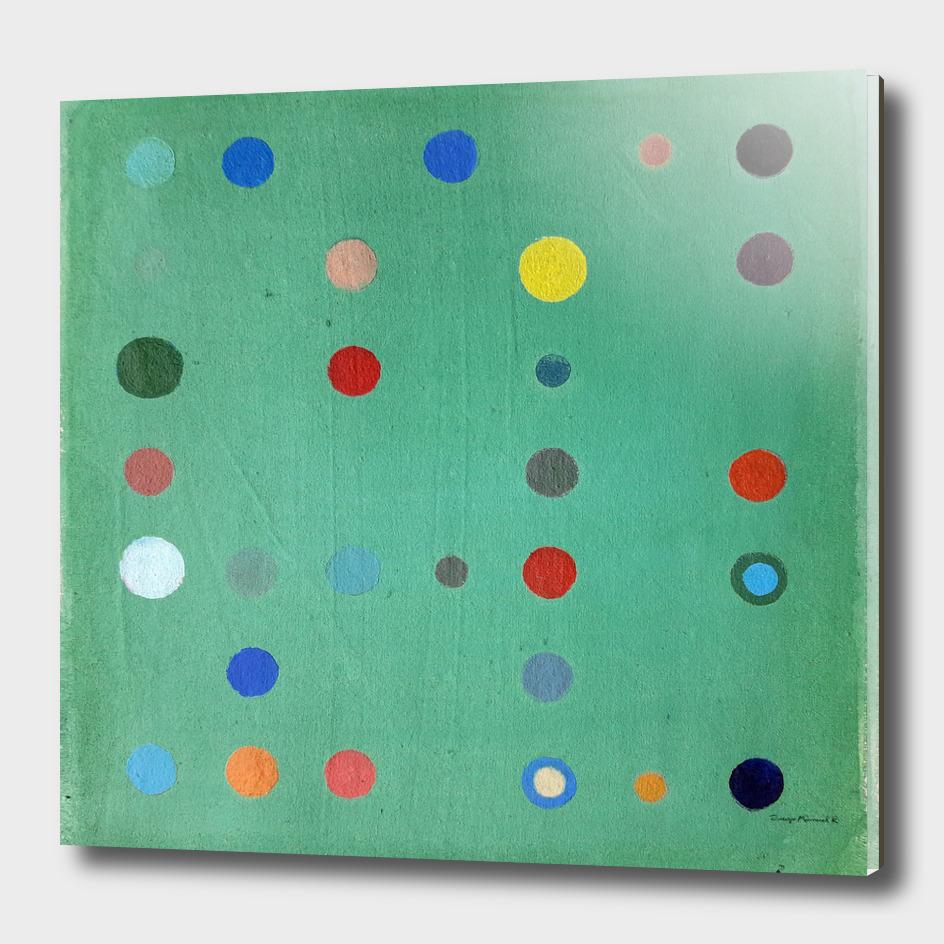 Composición con círculos 2