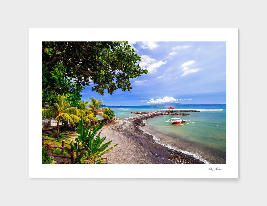 Balinese landscape