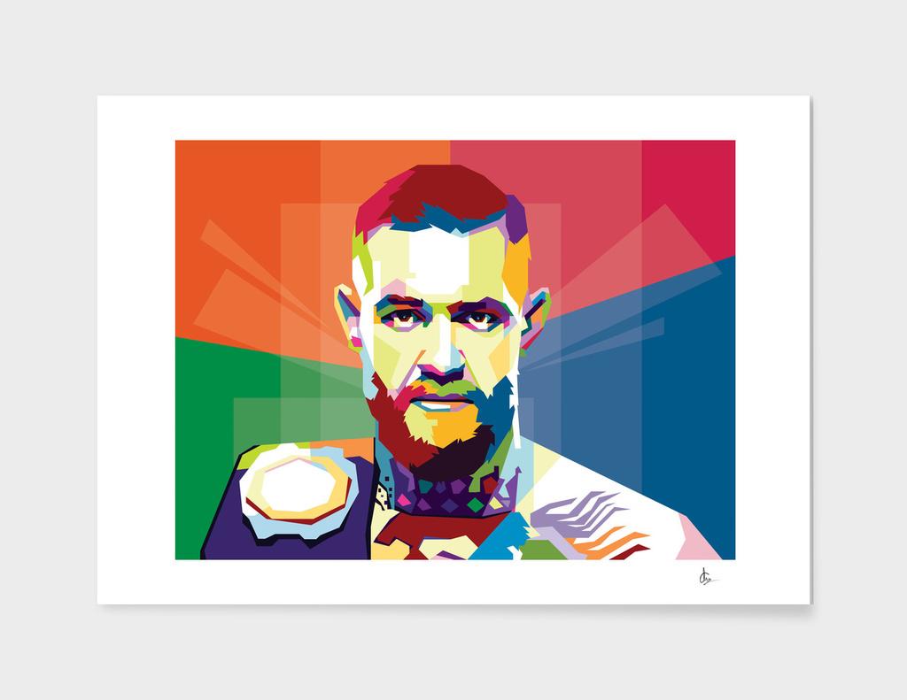 WPAP Conor McGregor