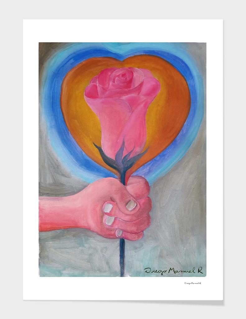 Flor amor 3