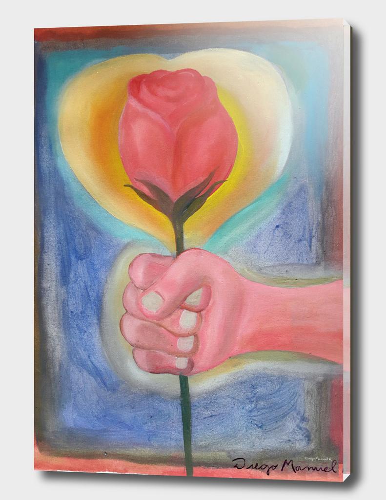 Flor amor 4