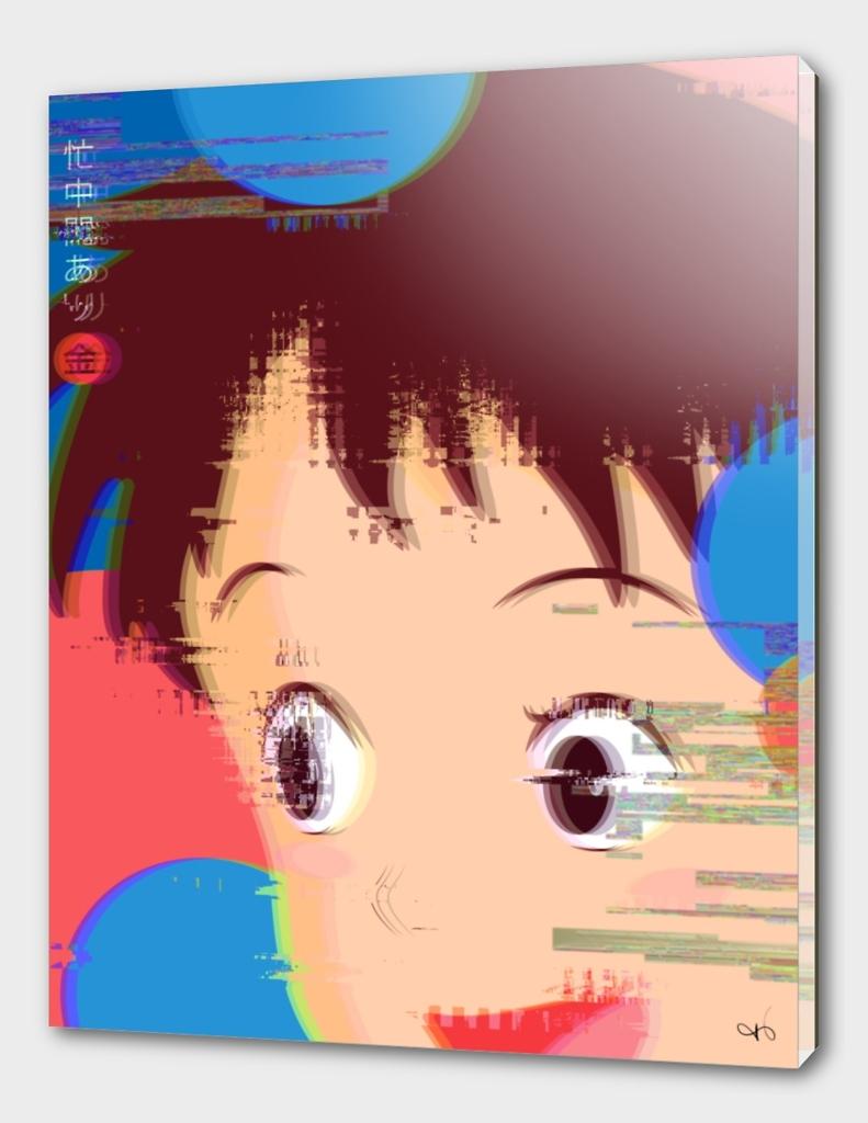 Miyazaki Glitch - Kiki's Delivery Service