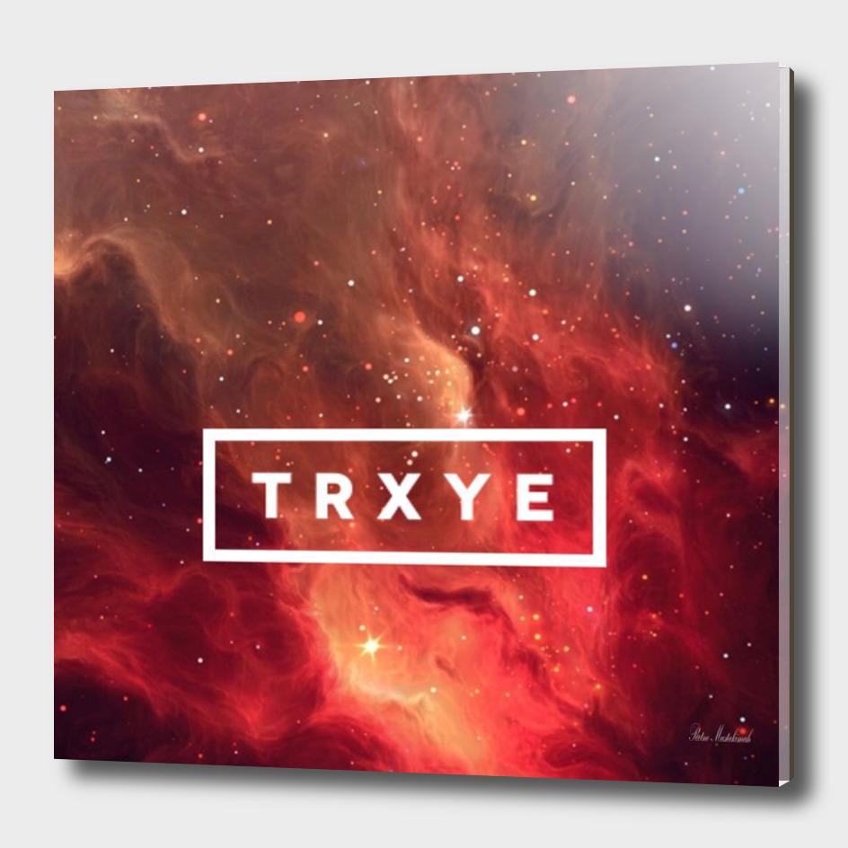 TRXYE Galaxy Nebula