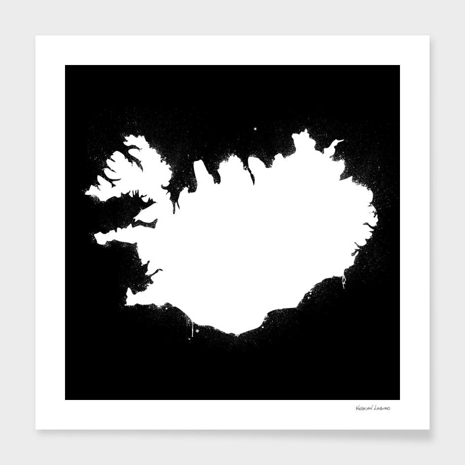 Iceland Black&White
