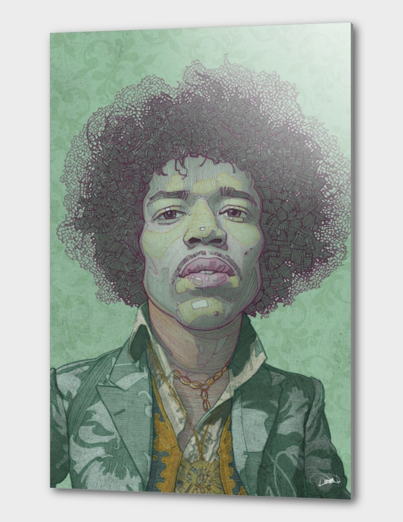 Jimi illustration
