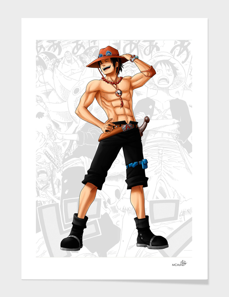 Portgas D. Ace