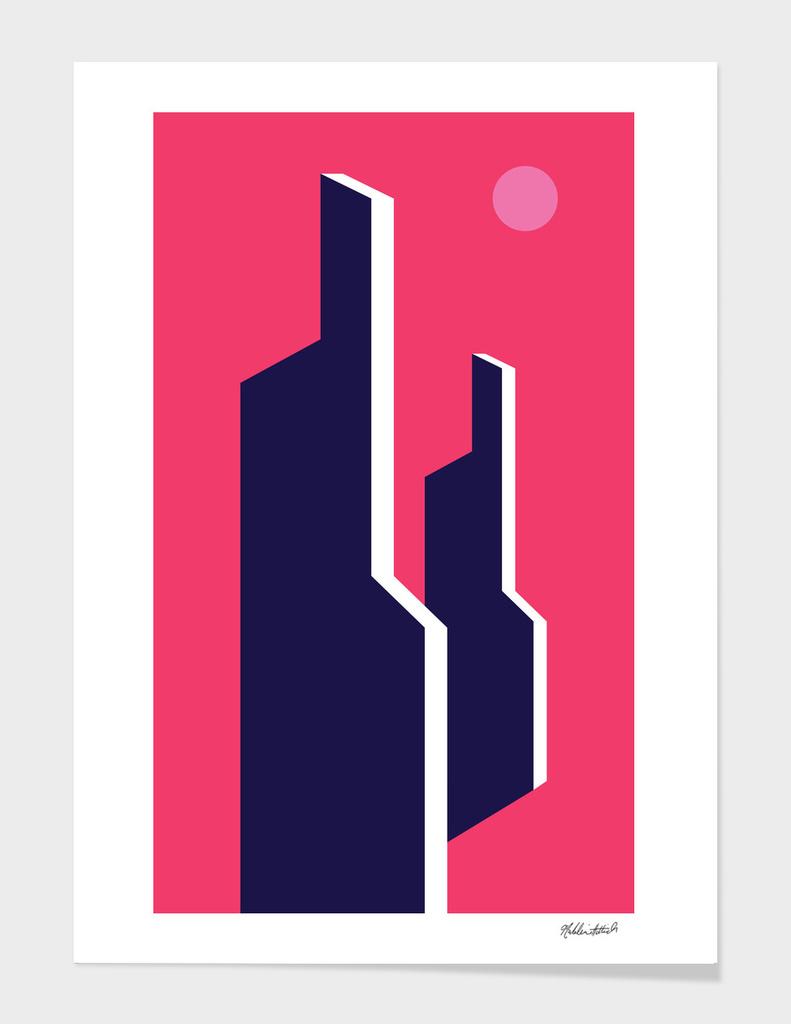 Graphic Architecture Design 2
