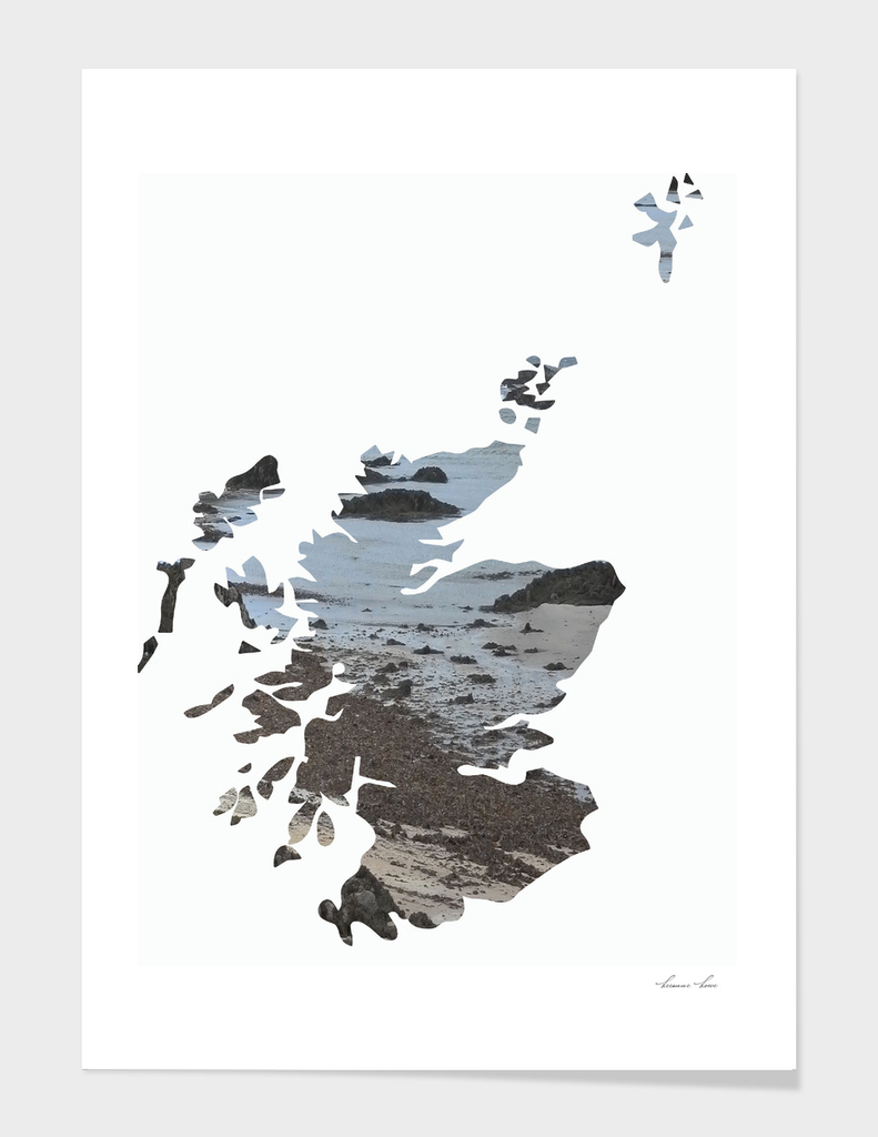 The land they call scotland