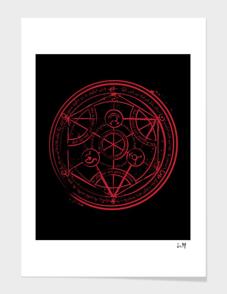 Transmutation Circle