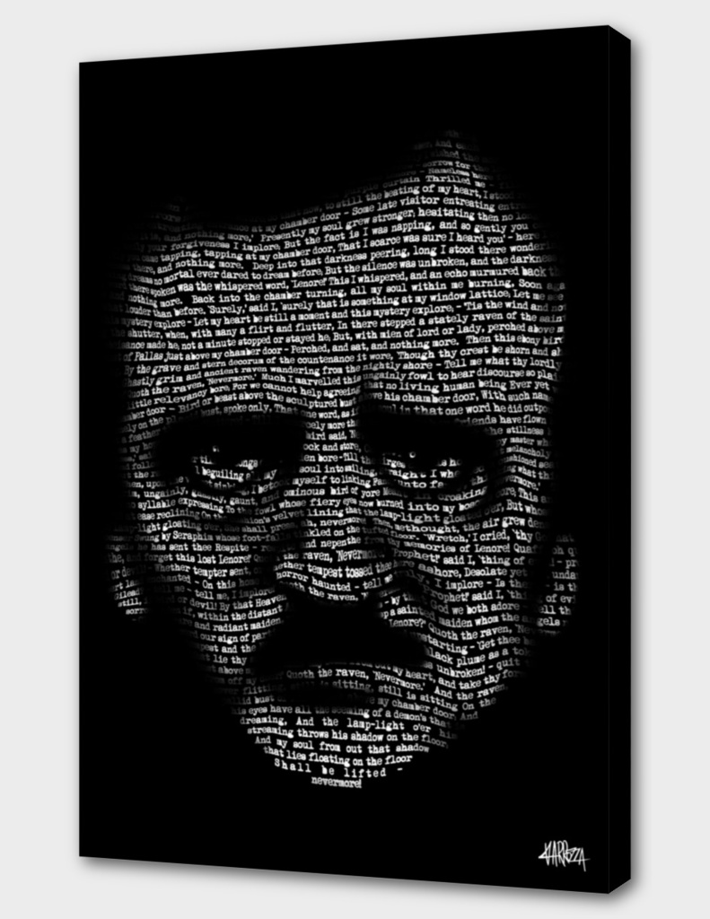 Nevermore - A Portrait of Edgar Allan Poe