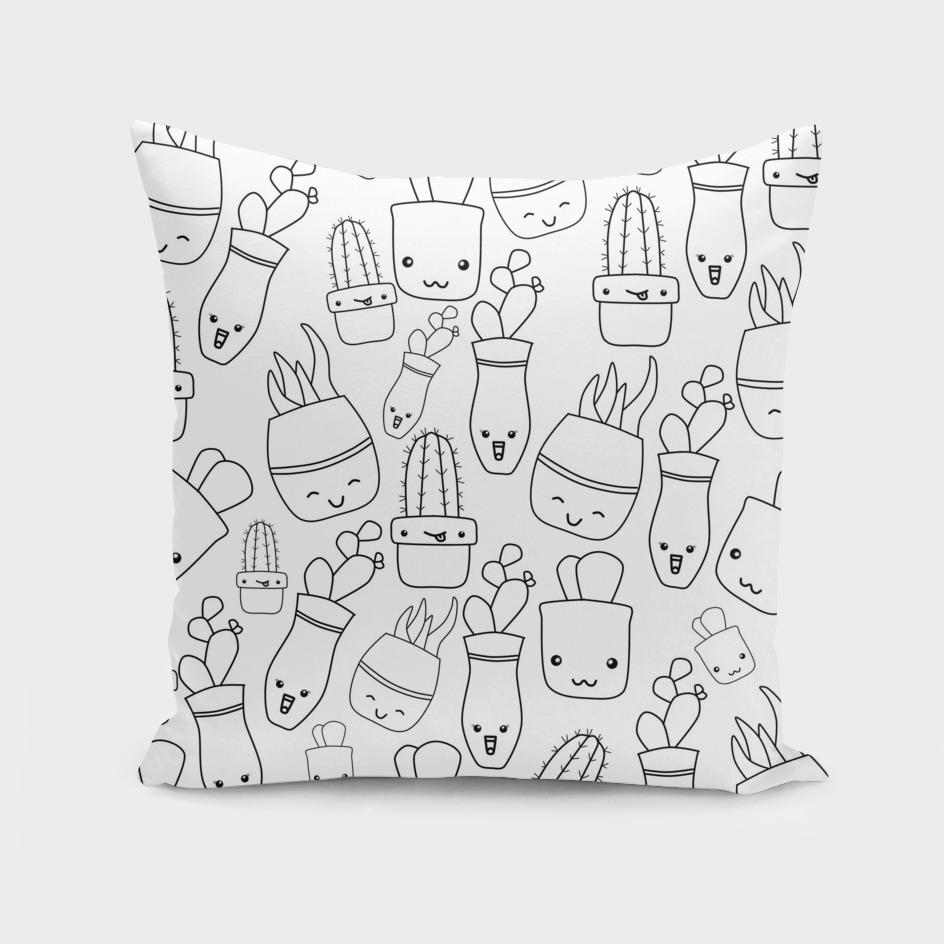 Cactus Squad - Sketch