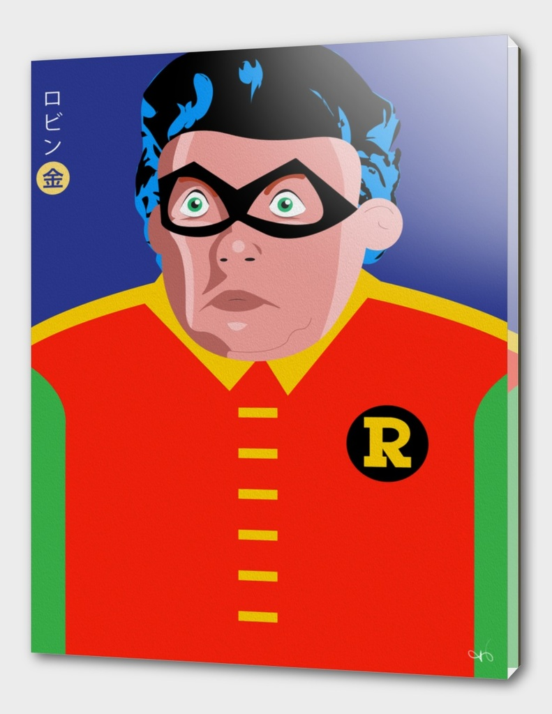 Politician as Robin