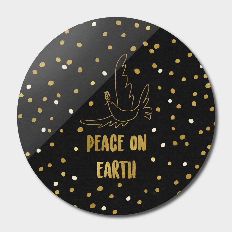Peace On Earth Gold
