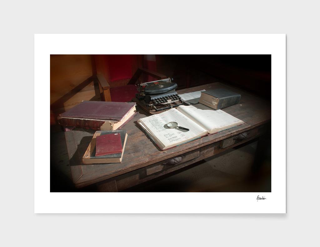 130710G Desk scene