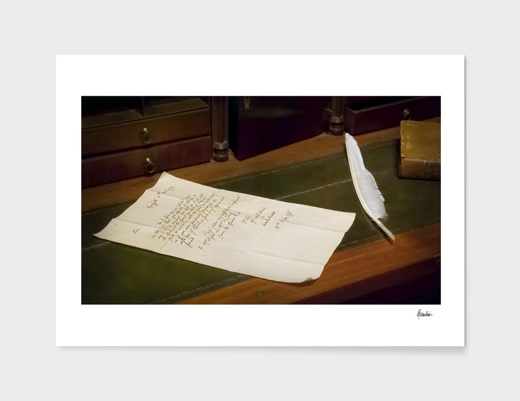 140104D ROM desk scene