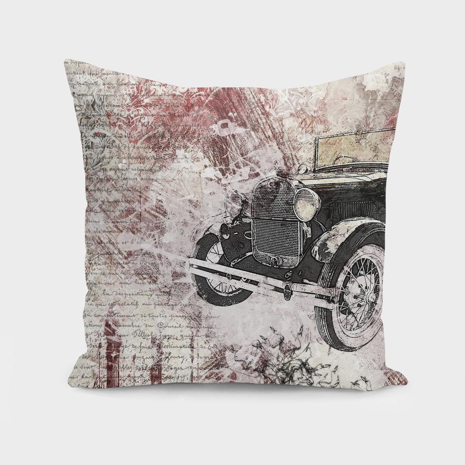 car old car black art abstract