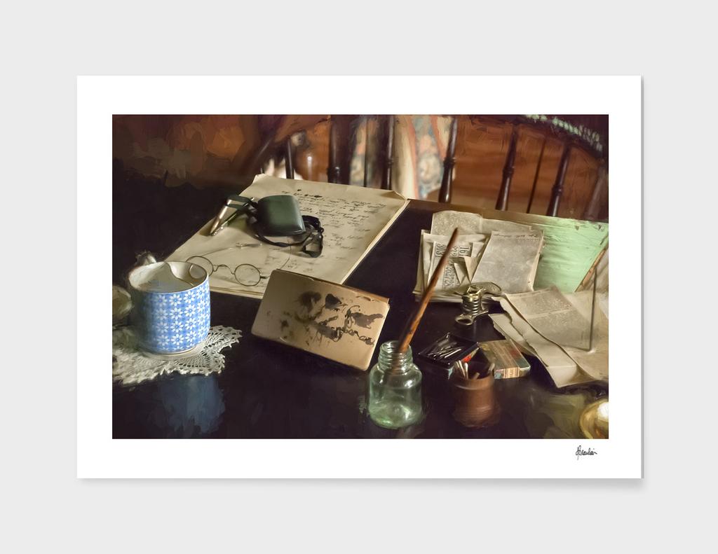 150818ZD Bethune desk scene