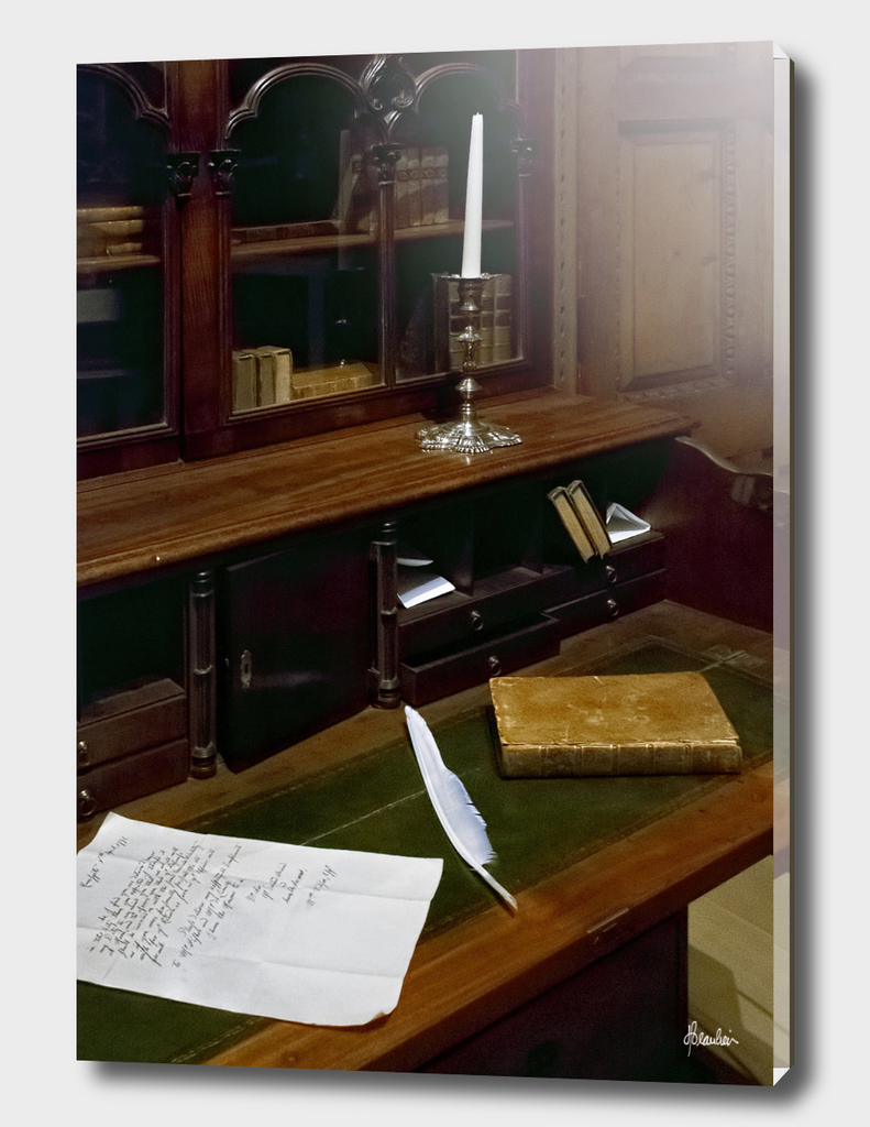140104E ROM desk scene