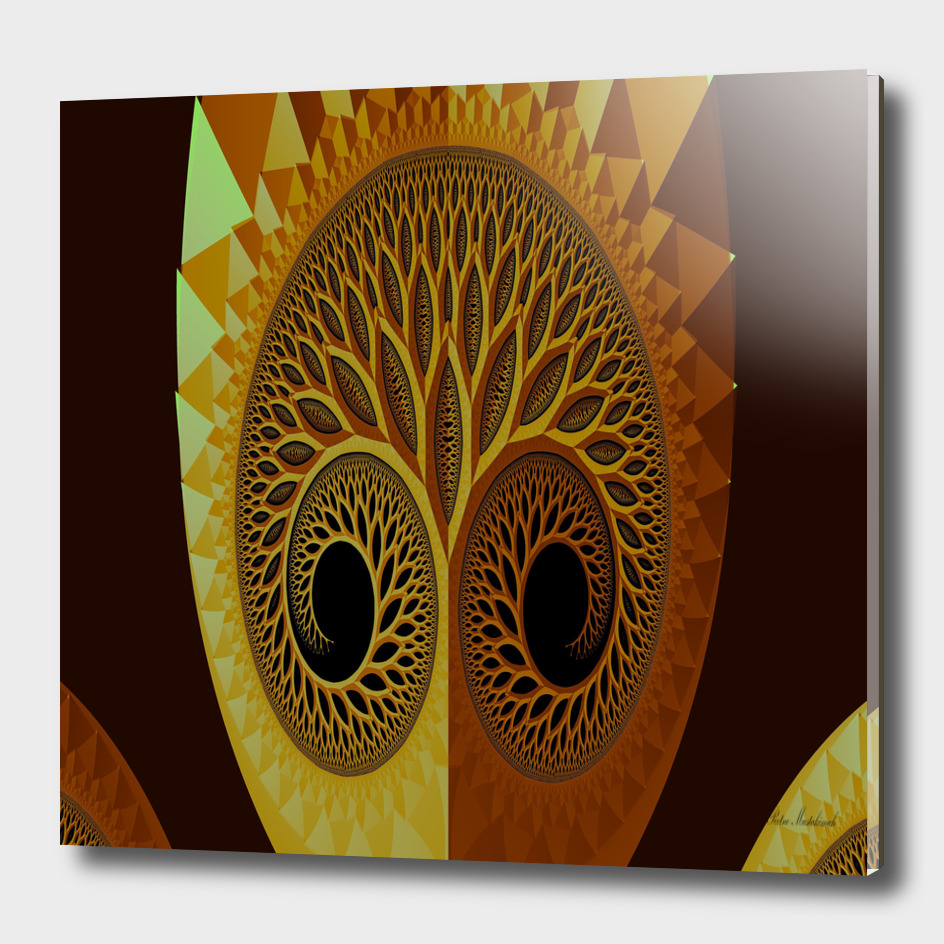 glynn fractal tree of life