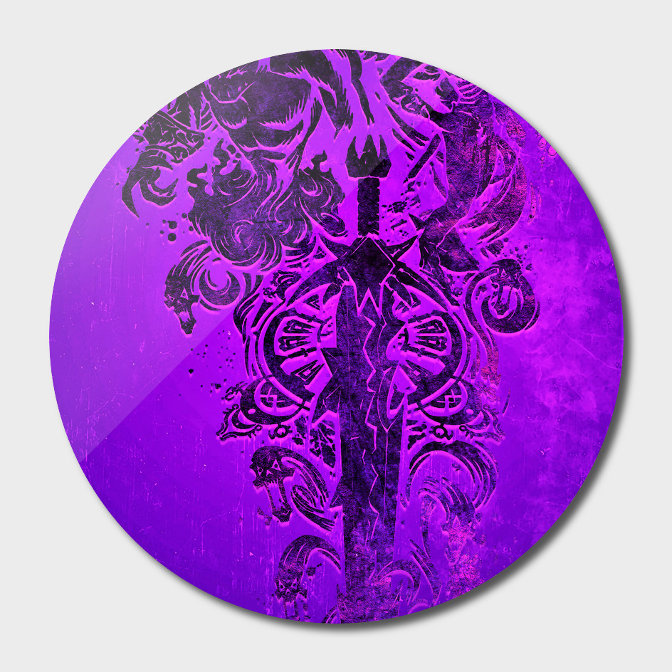 World of Warcraft *Warlock Crest*