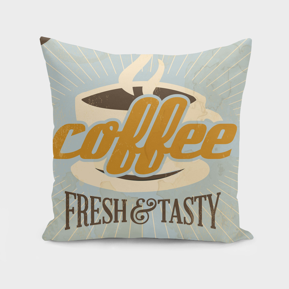 Coffee Poster 3 - Fresh Tasty