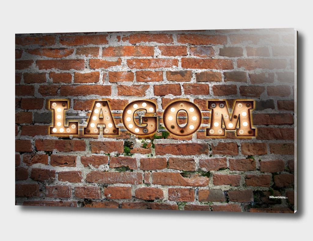 Lagom - Brick