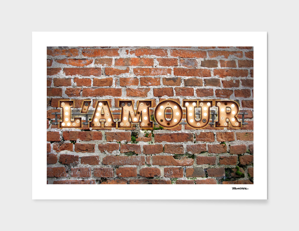 L'Amour -  Brick