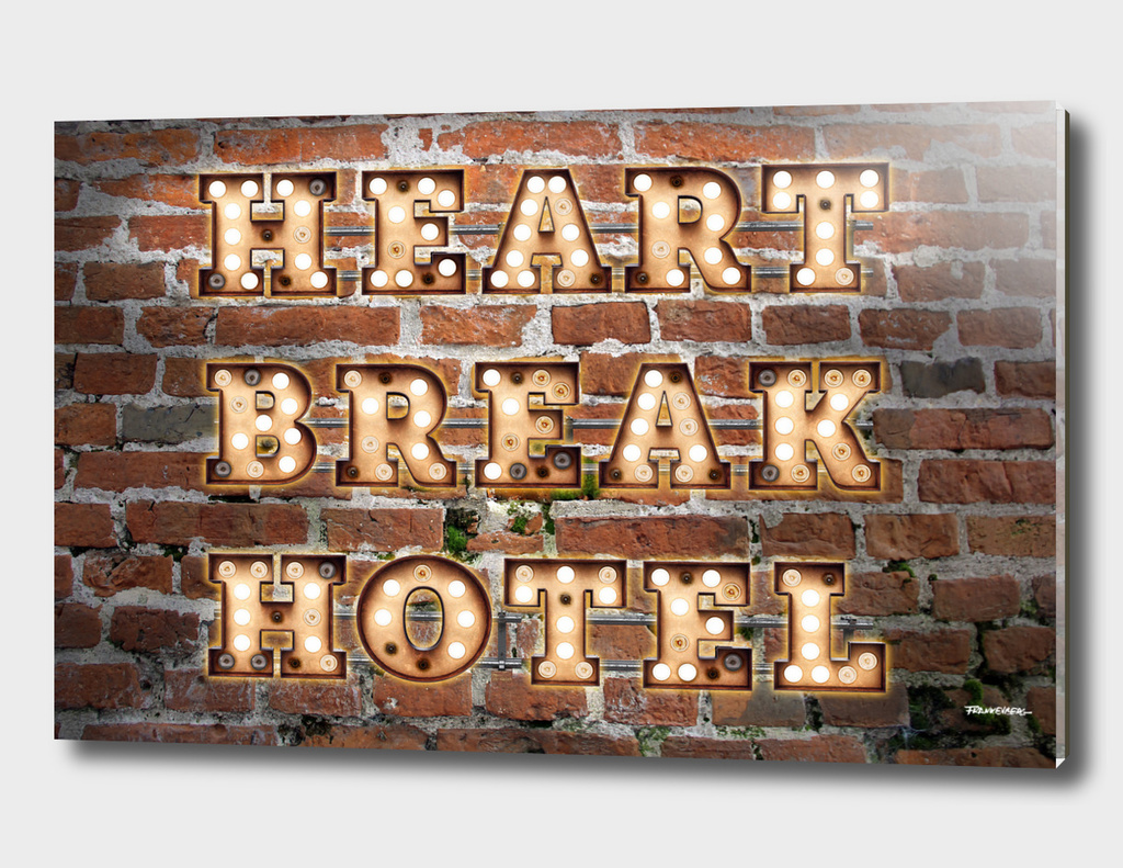 HeartBreak Hotel  -  Brick