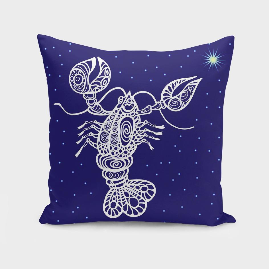 Cancer zodiac star