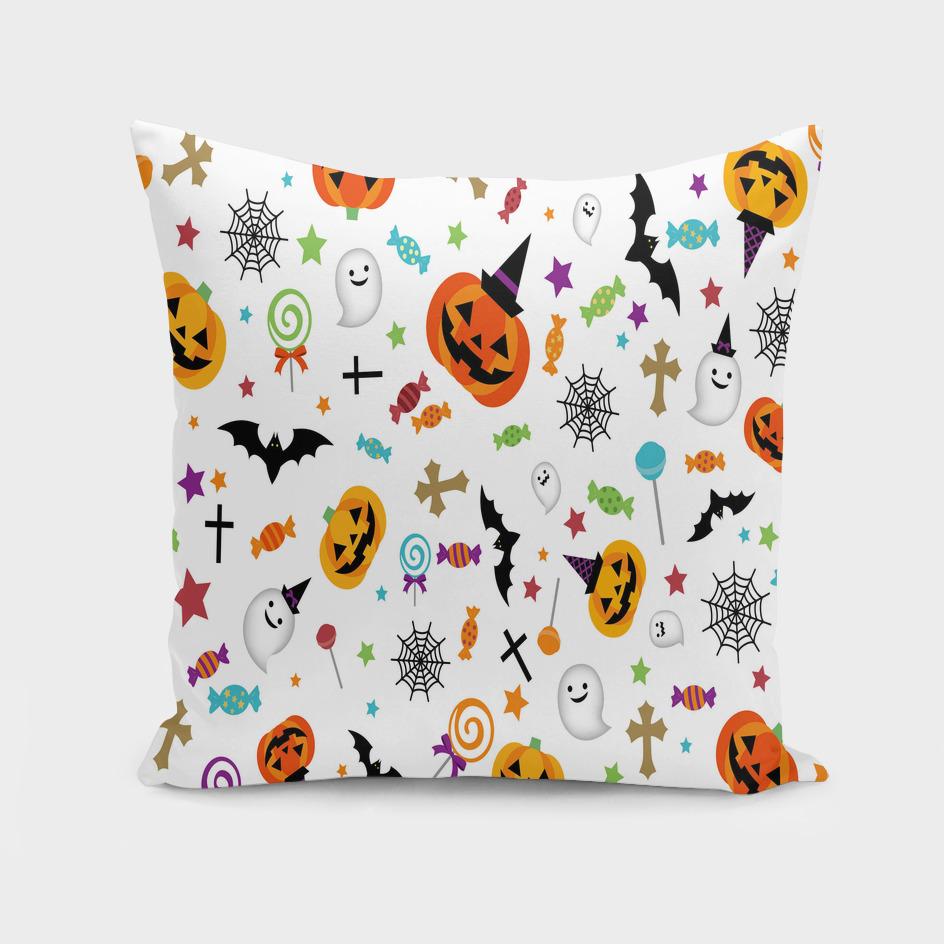 candy pumpkins bat helloween star hat