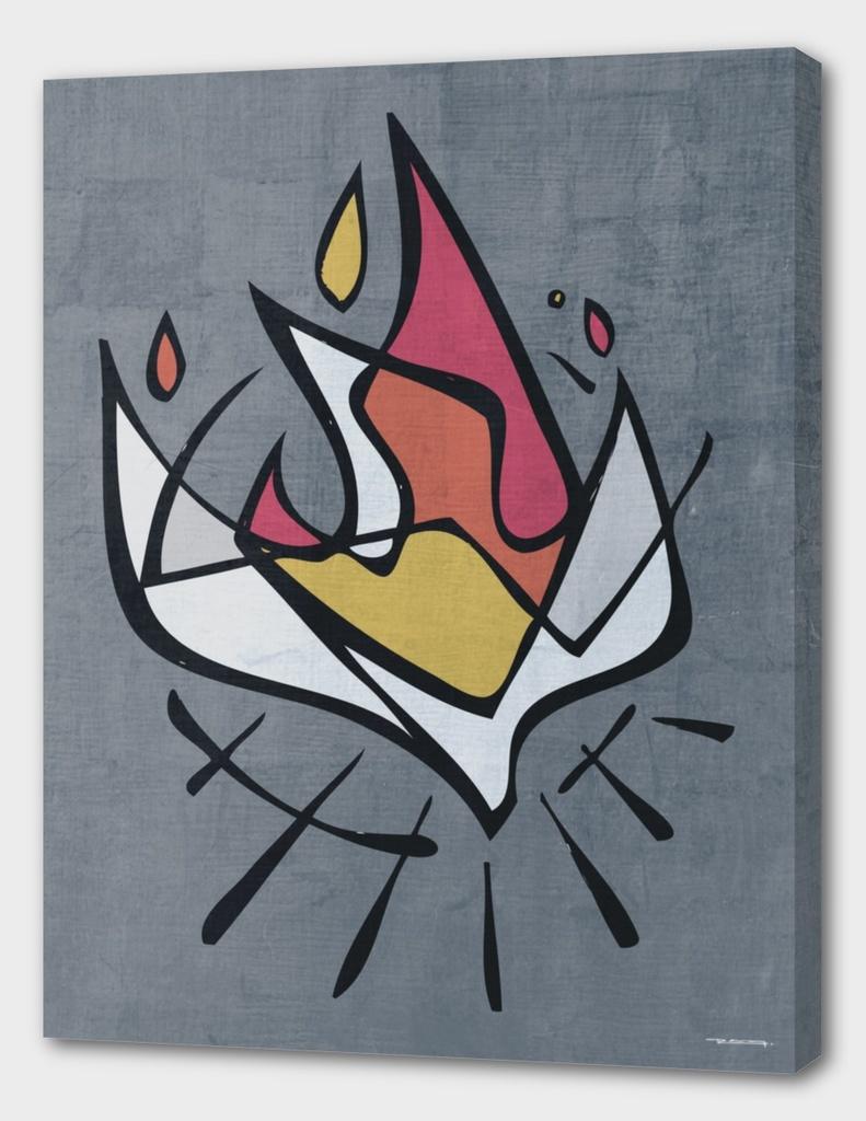 Holy Spirit illustration