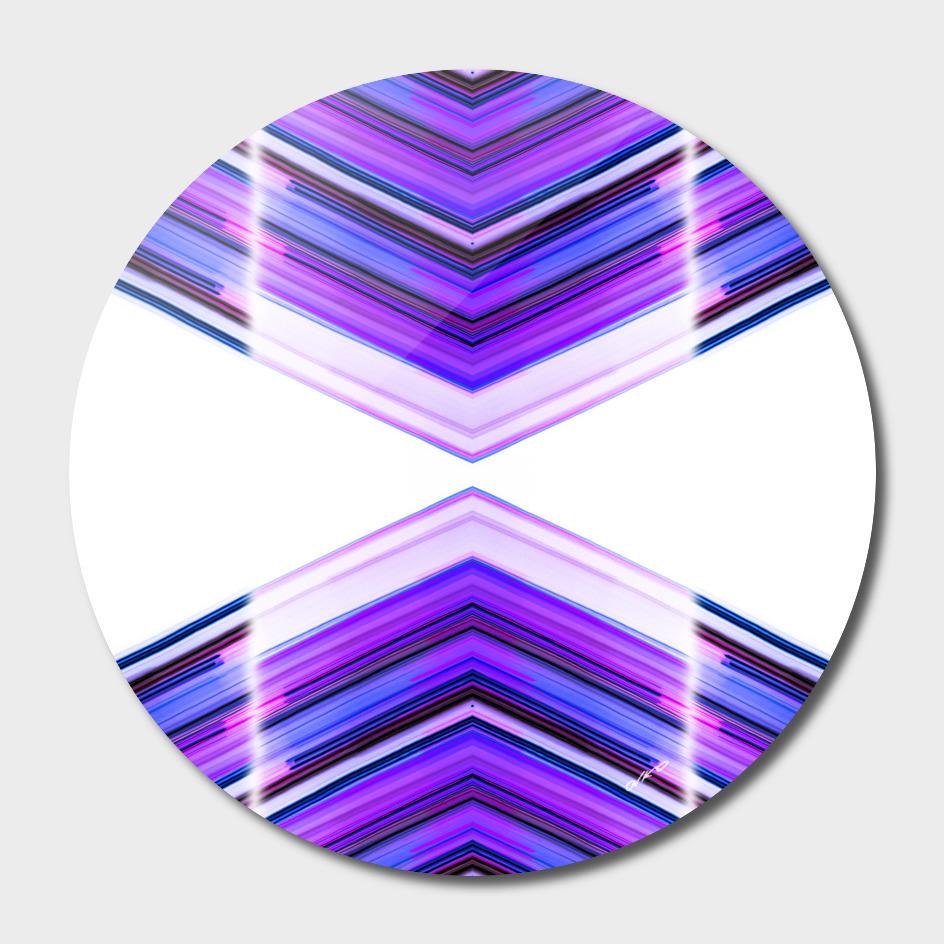 Innerspace - Geometric Minimalism Art