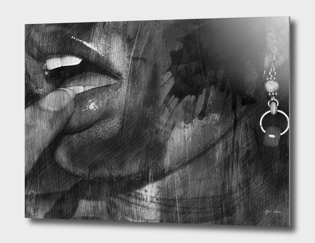 Girl lips 1