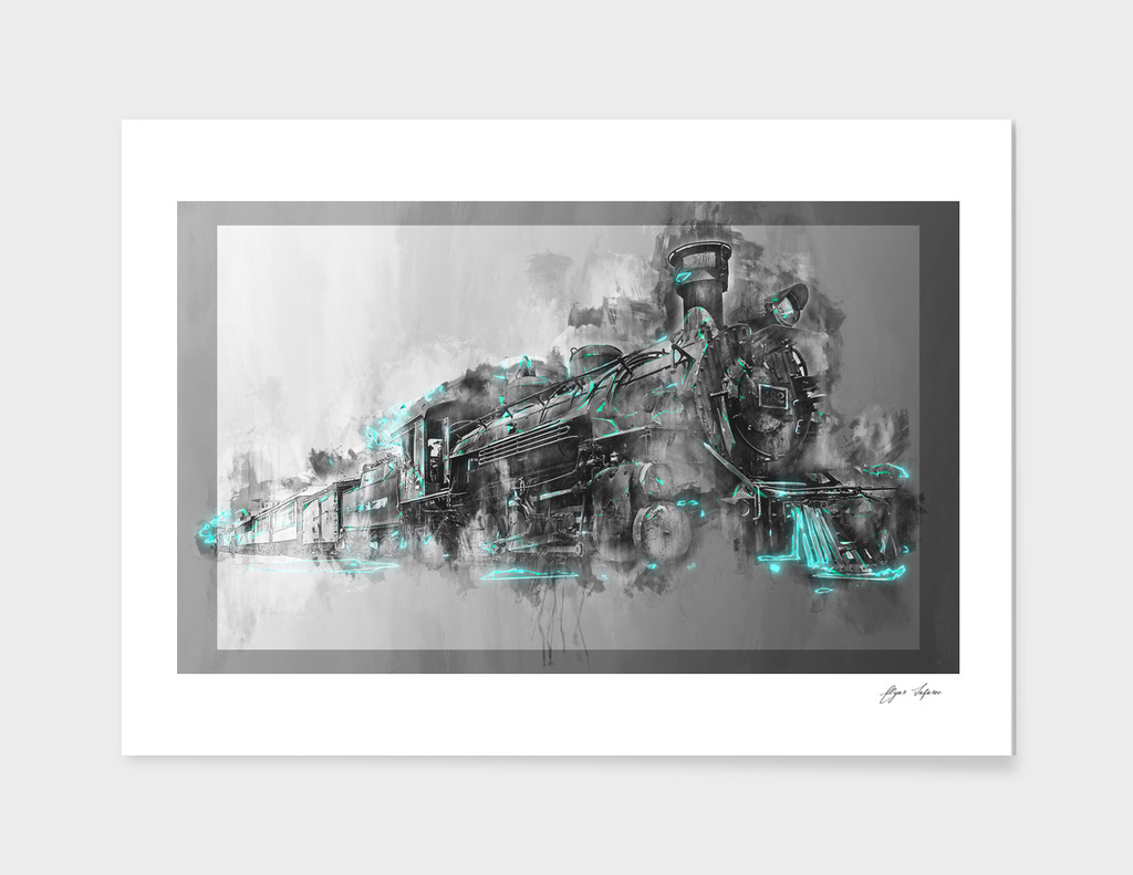 Train 1 Locomotiv