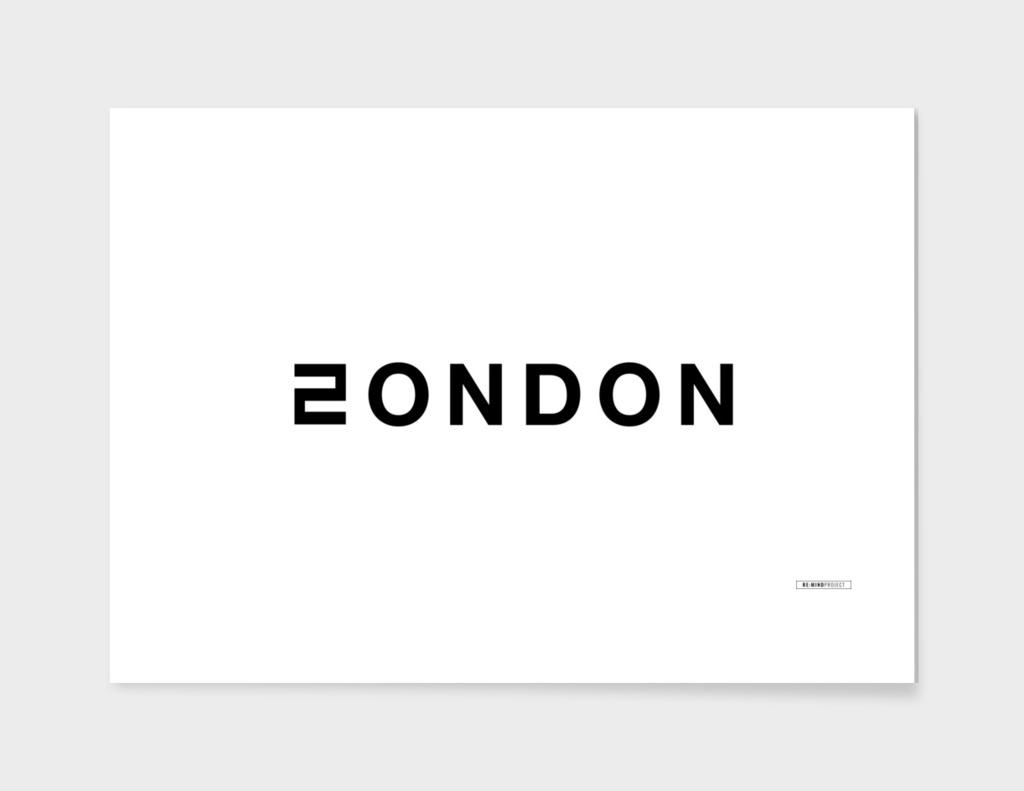 Typo_LONDON
