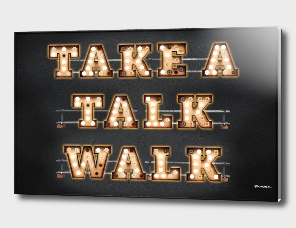 Take a Talk Walk