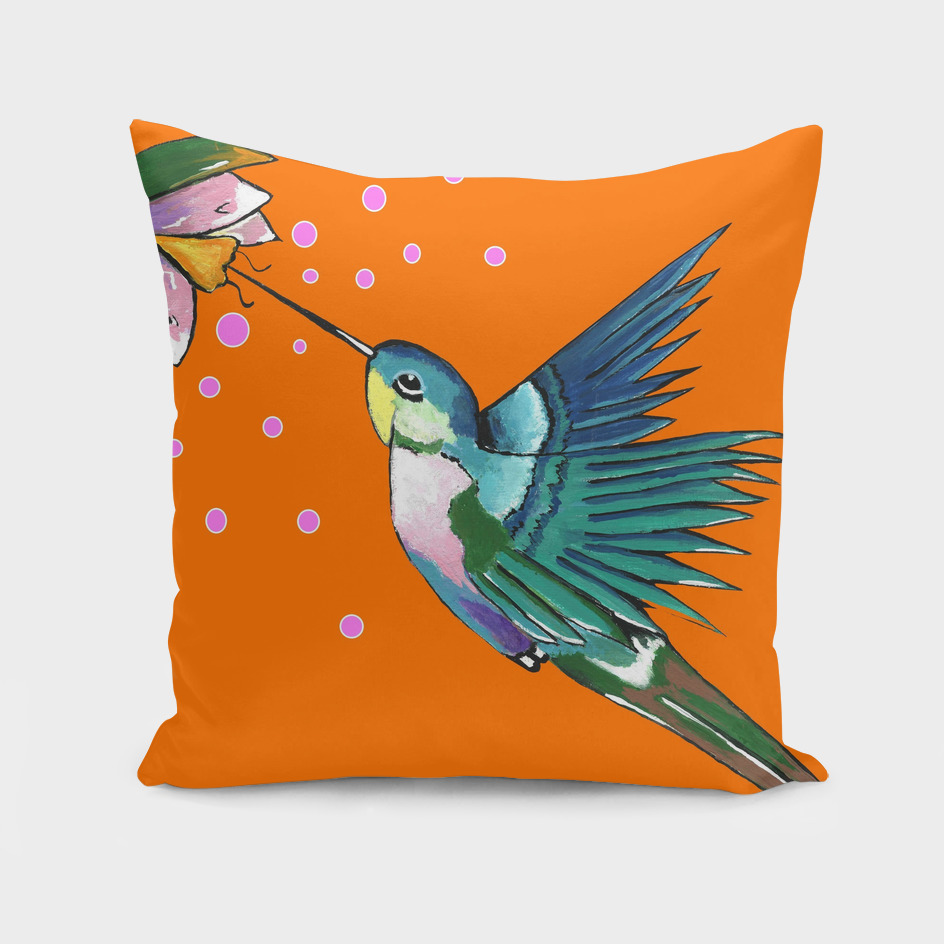 Hummingbird Orange