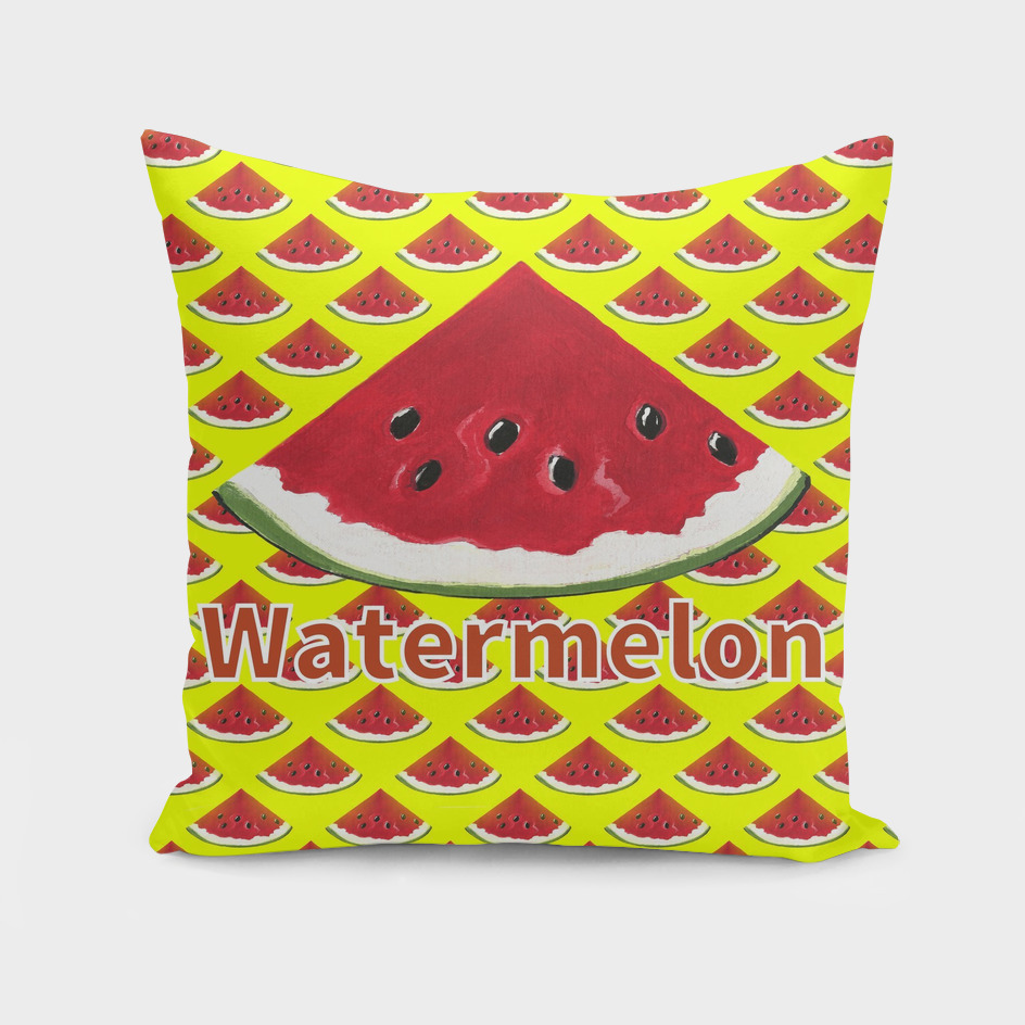 W Is For Watermelon
