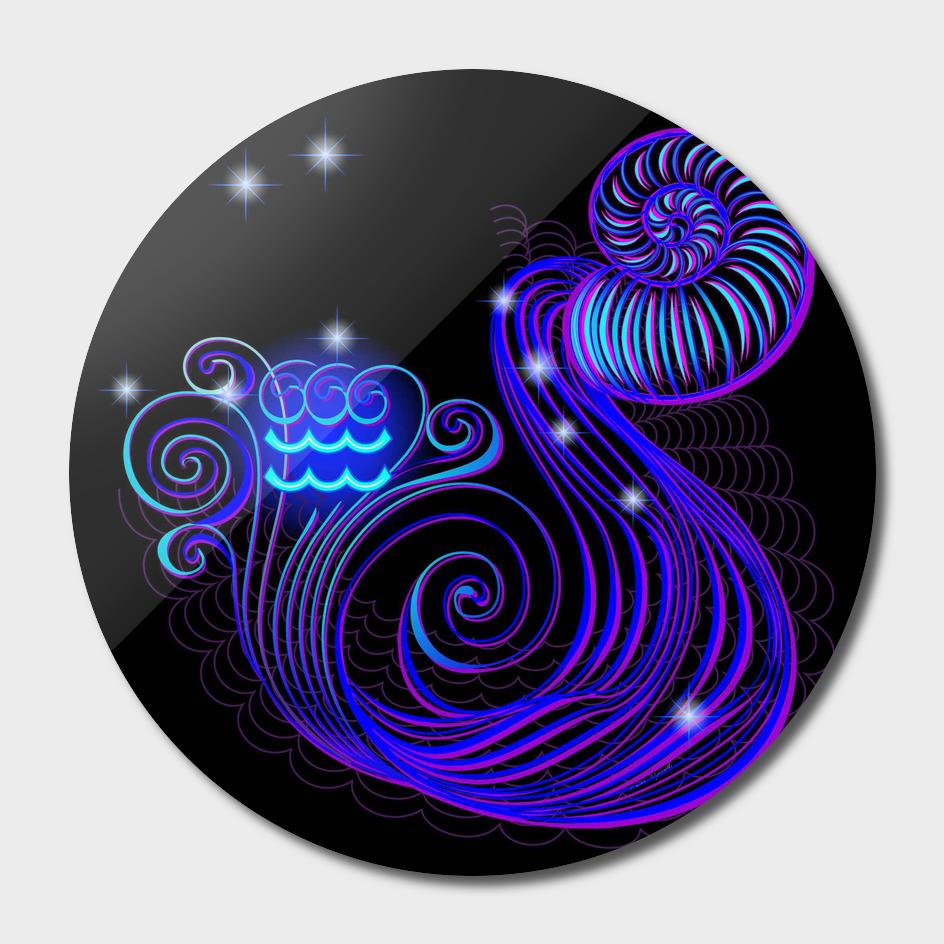 sign Aquarius zodiac