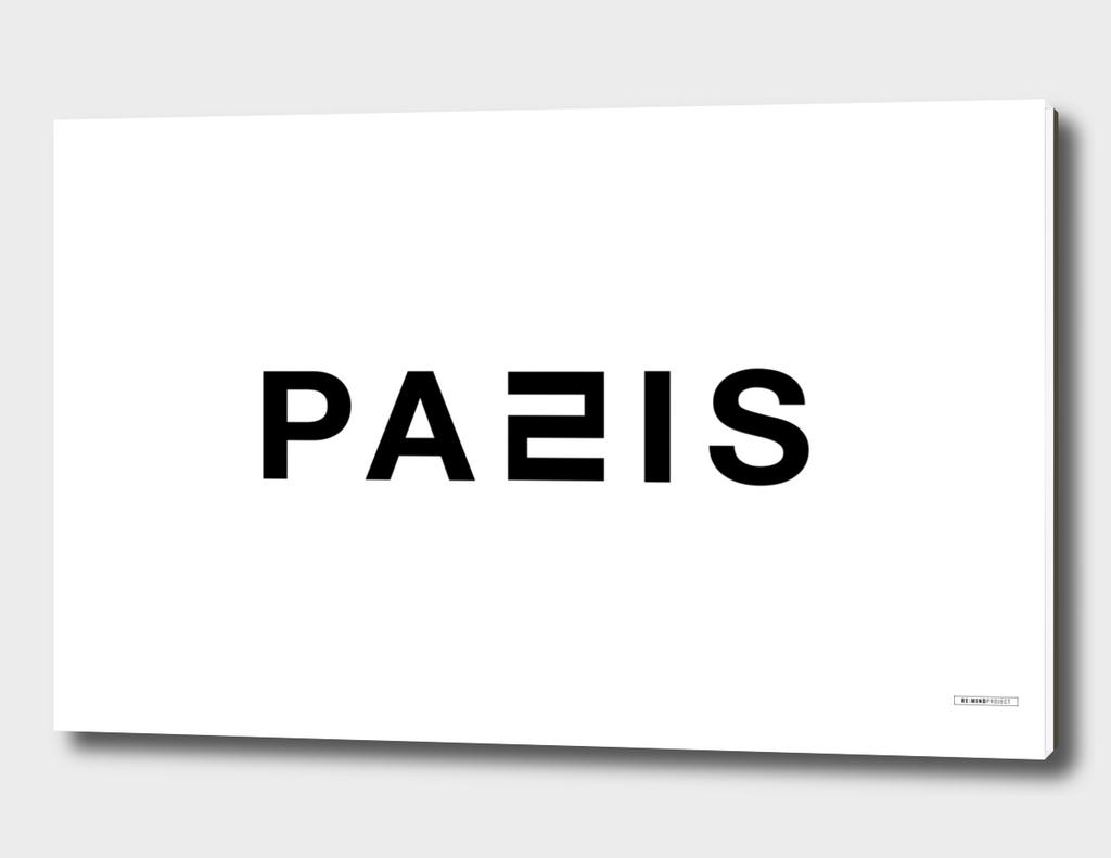 Typo_PARIS