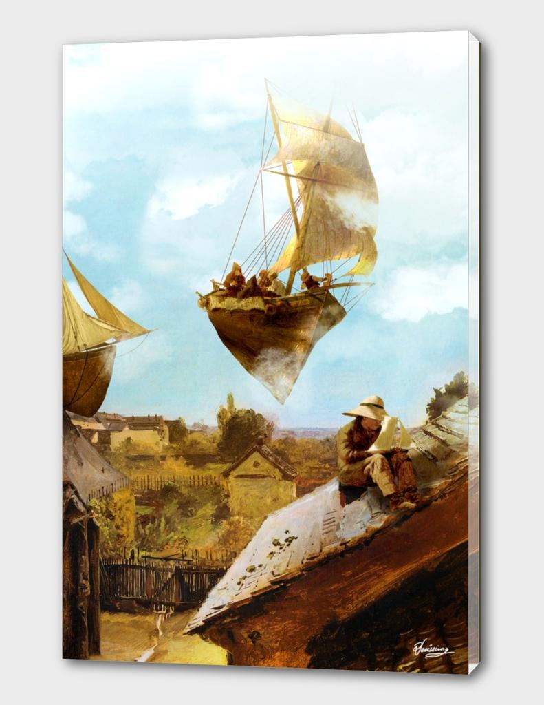 Sky Fishermen