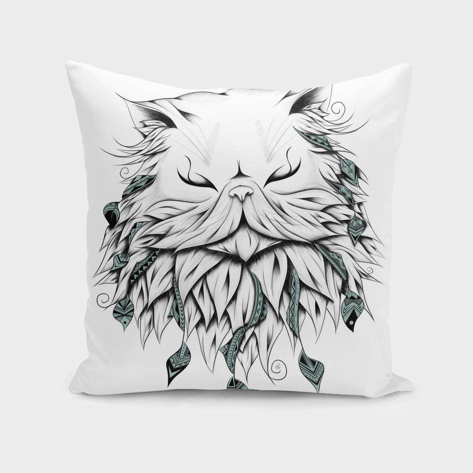 Poetic Persian Cat