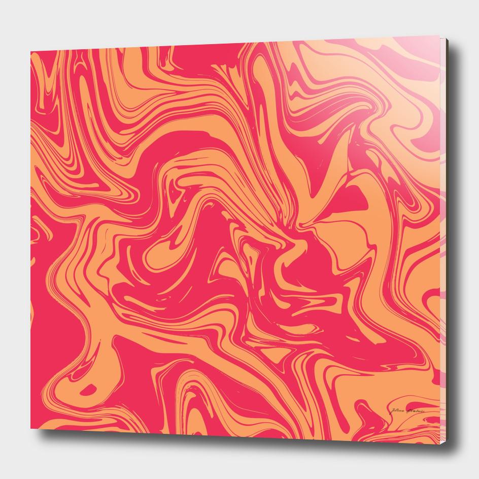 Liquid marble texture design 031
