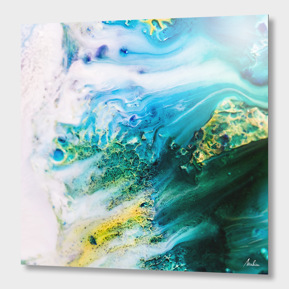 Turbulence (detail)